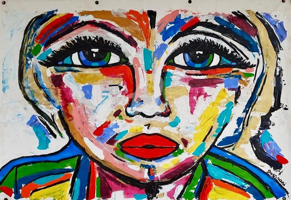 Valérie Guerinoni - Regarde moi dans les yeux.